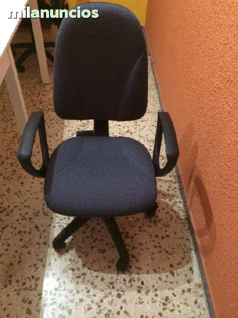 SILLAS DE OFICINA BUENAS DE SEGUNDA MANO - foto 2