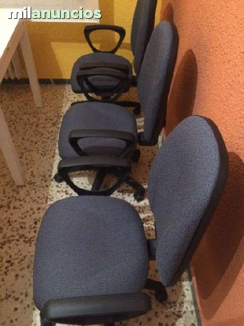 SILLAS DE OFICINA BUENAS DE SEGUNDA MANO - foto 9