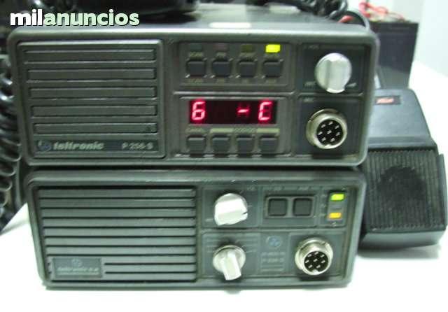 EMISORA TELTRONIC P-256 VHF - foto 1