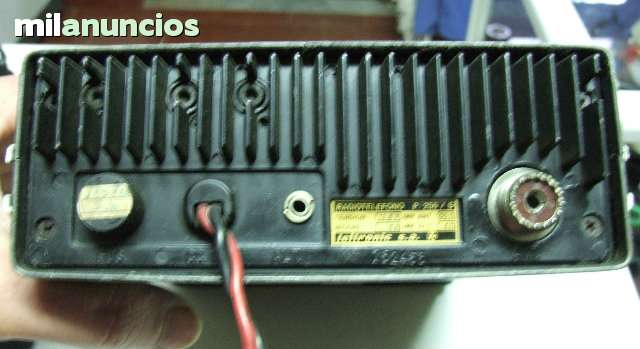 EMISORA TELTRONIC P-256 VHF - foto 3