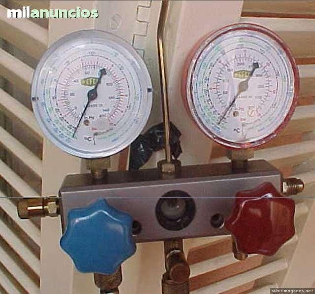 CARGAS DE GAS AIRE ACONDICIONADO - foto 1