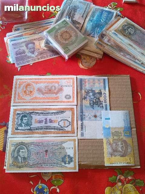 Billetes Del Extranjero Sin Sc
