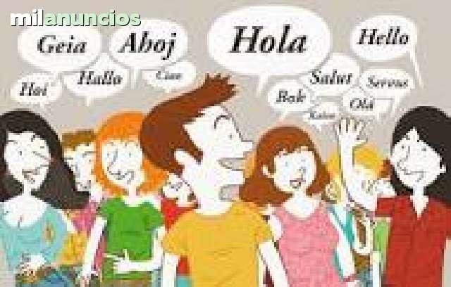 CLASES PARTICULARES DE INGLES Y RUSO
