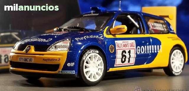 Renault Clio Super 1600 Rallye Montecarl
