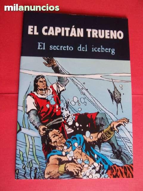 El Capitan Trueno,Fuentes Man