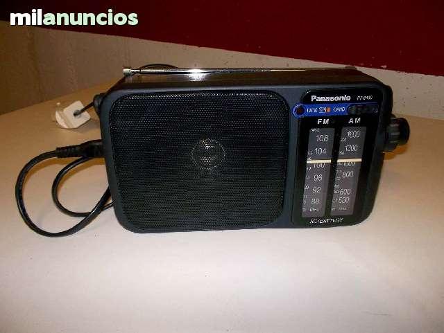 RADIO DE LOS AÑOS 80 PANASONIC NUEVA
