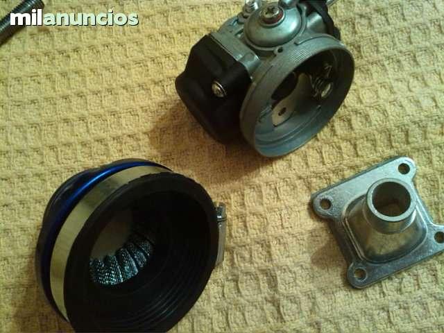 CARBURADOR MINIMOTO COMPLETO PZ15 - foto 3