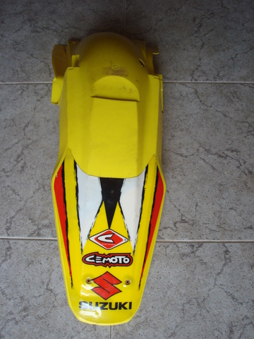 PLASTICA DESPIECE SUZUKI RMZ 250-450