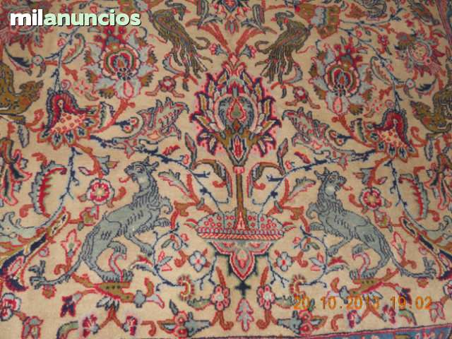 Mil anuncios com alfombra persas 250x150 ghom - Alfombras persas barcelona ...