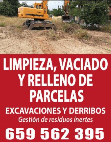LIMPIEZA DE PARCELA.  DERRIBOS - foto 1