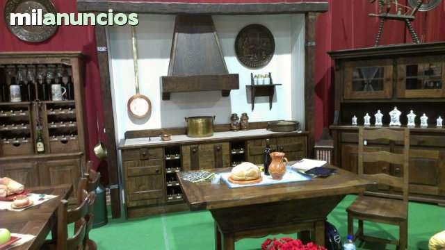 MIL ANUNCIOS.COM - Cocinas,mesas,sillas,alacenas rusticas