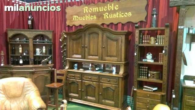 MIL ANUNCIOS.COM - Cocinas rusticas de roble,mesas,sillas