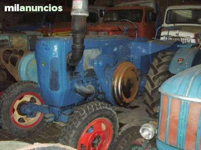 TRACTOR LANZ JOHN DEERE IBERICA 50 60CV