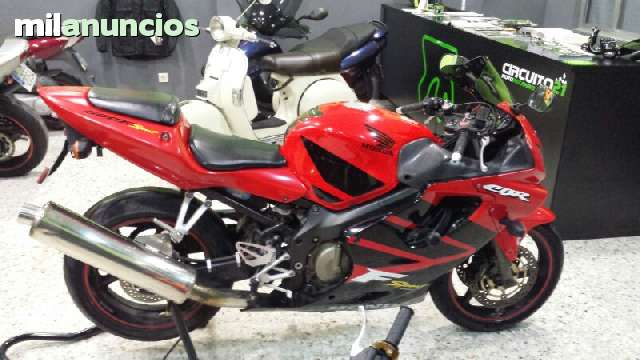 DESPIECE!!!! HONDA CBR 600F SPORT 2002
