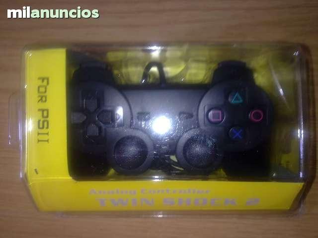 MANDOS PS2 NUEVOS