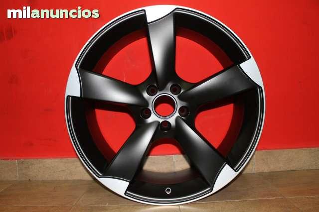 KIT DE LLANTAS TTRS RS3 RS5 ITALY 100%