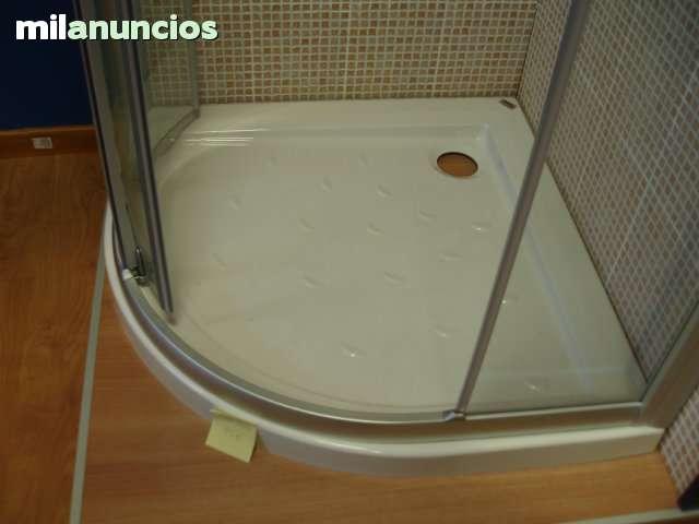Plato Ducha 90x90.Se Vende Plato Ducha Semicircular 90x90