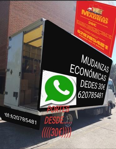 MUDANZAS PORTES EXPRES MADRID  620785481 - foto 5