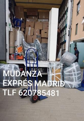 MUDANZAS PORTES EXPRES MADRID  620785481 - foto 3