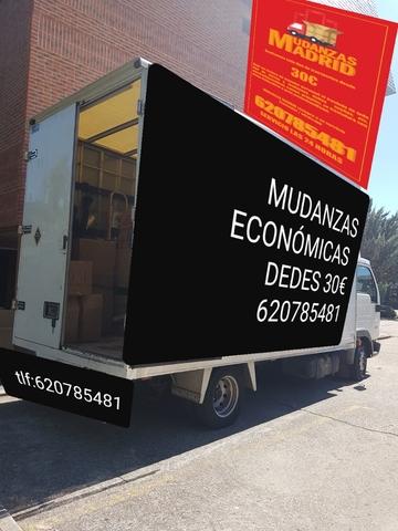 MUDANZAS PORTES EXPRES MADRID  620785481 - foto 6