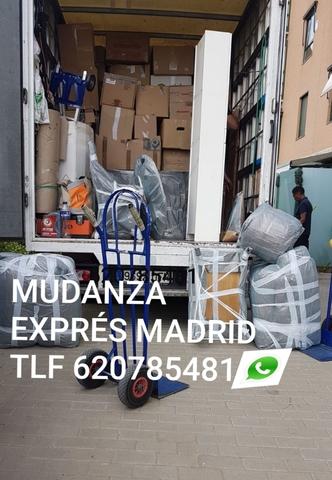 MUDANZAS PORTES EXPRES MADRID  620785481 - foto 8