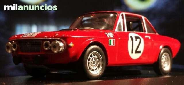 Lancia Fulvia Rac Rally 1969 H.Kallstrom