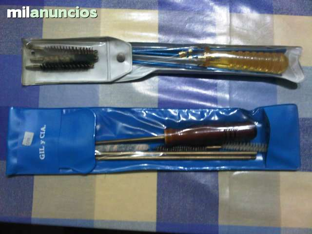 BAQUETAS LIMPIEZA CALIBRE 22 NUEVAS - foto 1
