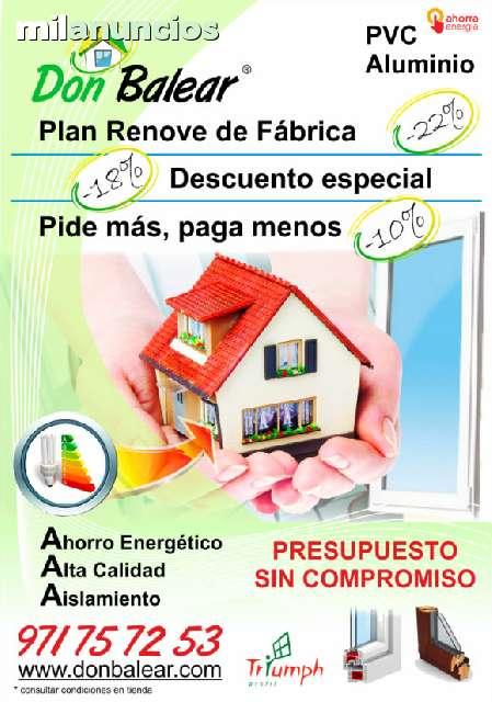 DON BALEAR S. L.  - CARPINTERIA DE PVC - foto 1