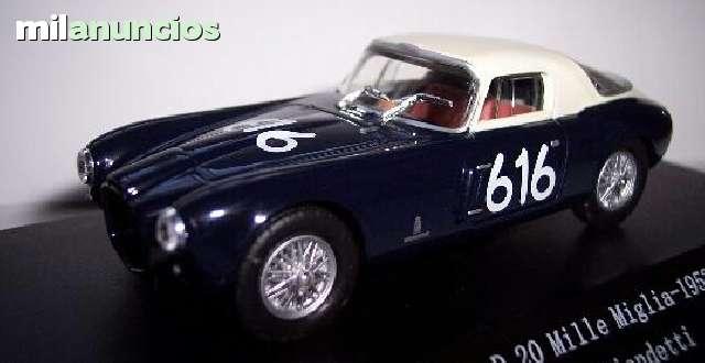 Lancia D 20 Mille Miglia 1953 Barovero -