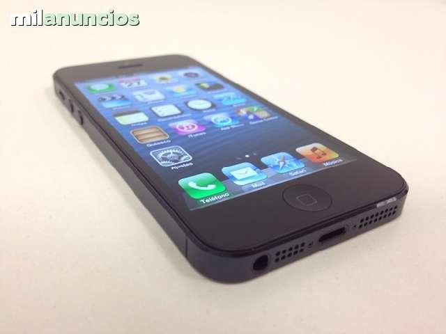 IPHONE - 5 CAMBIO POR IPAD 16 GB Libre