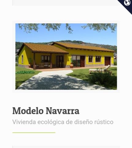 CHALET EN NAVARRA 120M2 DESDE 135. 000€ - foto 1