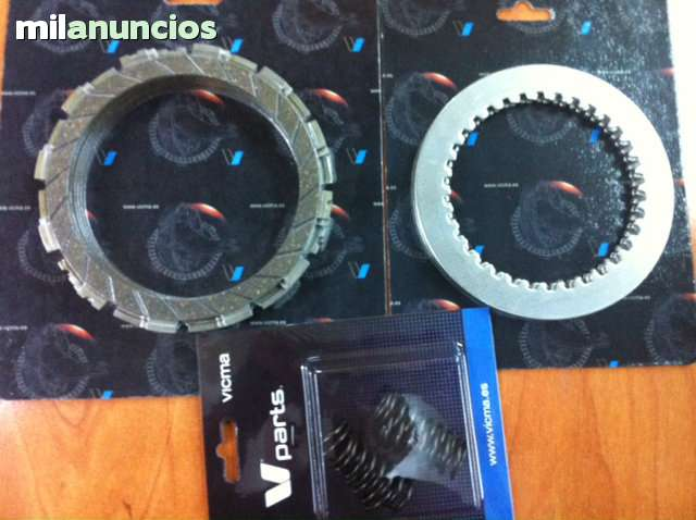 KIT EMBRAGUES PARA MOTOS HONDA