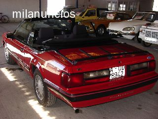 FORD - MUSTANG CABRIO - foto 1