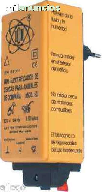 PASTOR ELECTRICO PARA MASCOTAS, RED220V