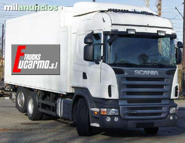 SCANIA - R 400