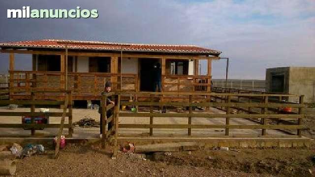 Accesorios De Baño Milanuncios:de madera ramirez tapias ayer empresa artesnal de casas moviles de