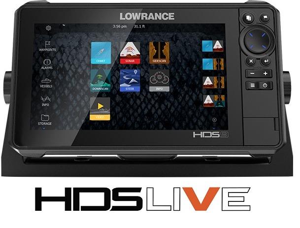 GPS PLOTTER SONDA LOWRANCE HDS-7 GEN3