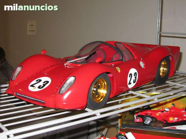 Compro Coches, Trenes, Geyperman, Madelm