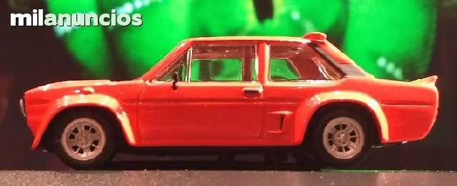 Fiat 131 Abart Escala 1:43 En Caja No Or