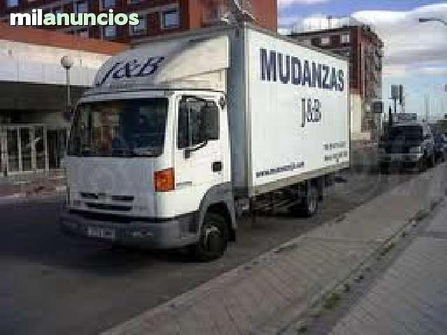 CAMION MUDANZAS MAS CHOFER 230 - foto 2