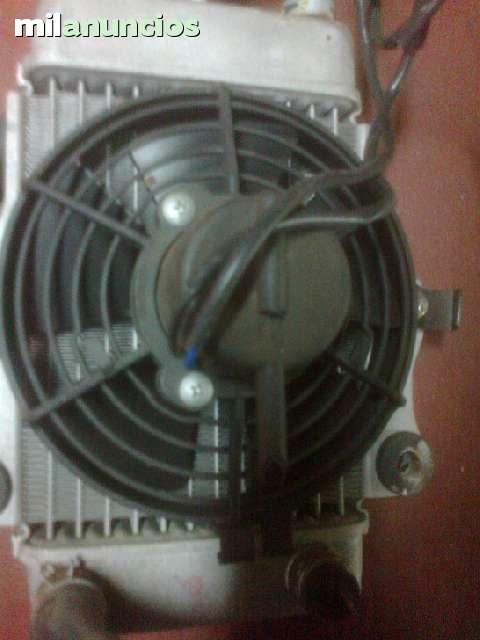 HONDA DYLAN 125- ELECTROVENTILADOR