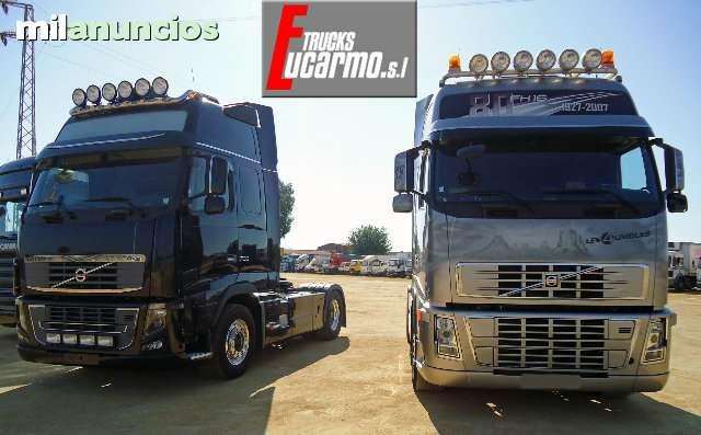 VOLVO - FH16 580 XL