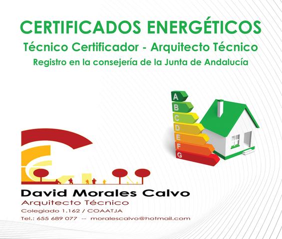 CERTIFICADO ENERGÉTICO - CEE - foto 1