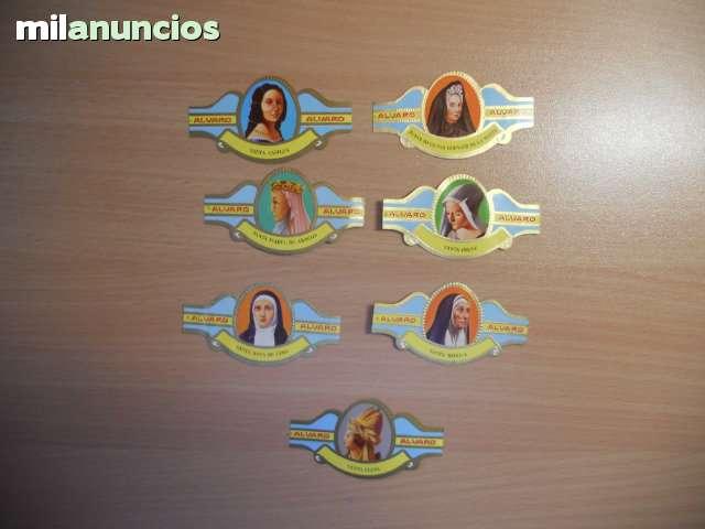 7 VITOLAS SERIE MUJERES FAMOSAS - foto 1