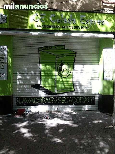 GRAFFITI DECORATIVO PROFESIONAL - foto 4
