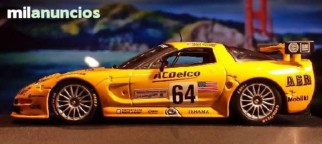 Cheverolet Corvette C5R 24 Horas De Lema