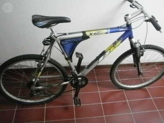 Bh Sun Tour Bicicleta Aluminio Shimano