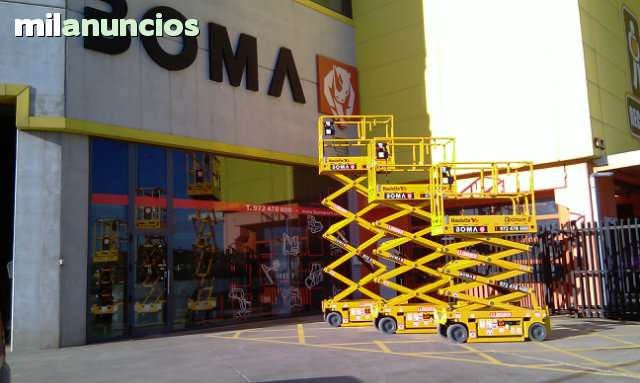 VENTA TIJERA ELECTRICA Y BRAZOS HAULOTTE - foto 1