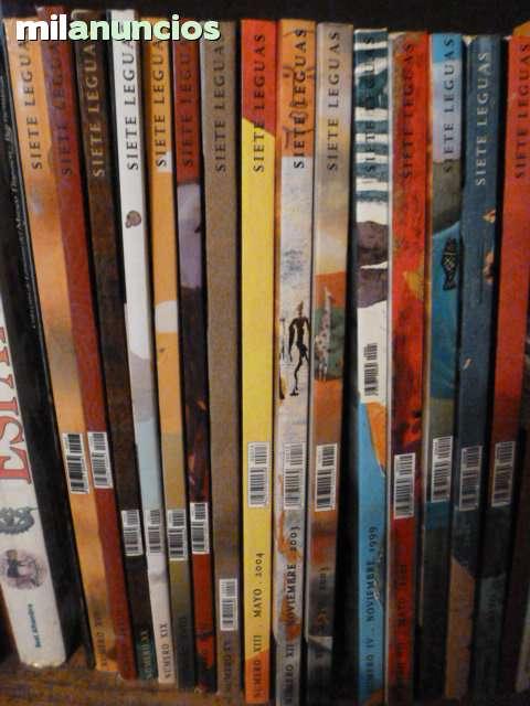 Revistas Siete Leguas