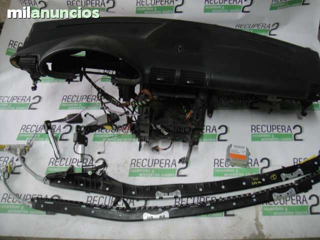 KIT AIRBAGS MERCEDES CLASE C W203